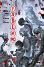 Couverture de l'album FABLES Tome #10 Les fils de l'Empire