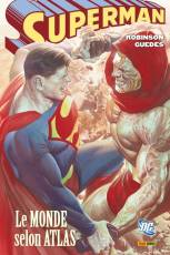 Couverture de l'album SUPERMAN Tome #1 Le monde selon Atlas