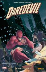 Couverture de l'album DAREDEVIL Tome #21 La main du diable