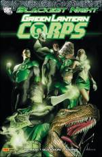 Couverture de l'album GREEN LANTERN CORPS  (V.F.) Blackest Night