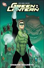 Couverture de l'album GREEN LANTERN Tome #1 Origine secrète