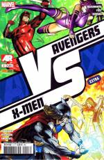 Couverture de l'album AVENGERS VS X-MEN EXTRA Tome #3 VS (2/3)