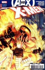 Couverture de l'album X-MEN (V3) Tome #10 Point de rupture