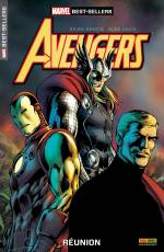 Couverture de l'album MARVEL BEST-SELLERS Tome #2 Avengers réunion