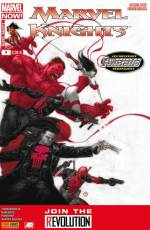 Couverture de l'album V2 MARVEL KNIGHTS Tome #9 Entretiens d'embauches