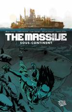Couverture de l'album MASSIVE (THE) (VF) Tome #2 Sous-Continent