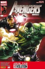 Couverture de l'album AVENGERS UNIVERSE Tome #2 Infection
