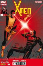 Couverture de l'album X-MEN (V4) Tome #2 Aout 2013