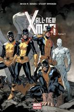 Couverture de l'album ALL NEW X-MEN (VF) Tome #1 Tome 1