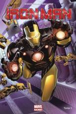 Couverture de l'album IRON MAN (MARVEL NOW) VF Tome #1 Tome 1