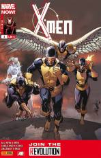 Couverture de l'album X-MEN (V4) Tome #3 Septembre 2013
