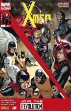 Couverture de l'album V4 X-MEN Tome #4 Octobre 2013