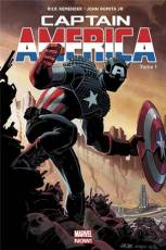 Couverture de l'album CAPTAIN AMERICA (VF) Tome #1 Tome 1
