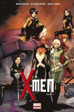 Couverture de l'album X-MEN (MARVEL NOW) VF Tome #1 Tome 1