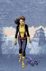 Couverture de l'album X-MEN EXTRA Tome #100 Kitty Pryde - L'ombre et la flamme