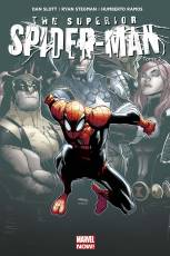 Couverture de l'album V.F. THE SUPERIOR SPIDER-MAN Tome #2 Tome 2
