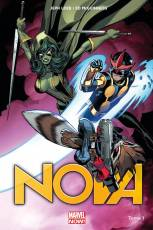 Couverture de l'album NOVA (MARVEL NOW) Tome #1 Tome 1