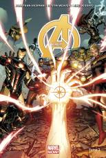 Couverture de l'album AVENGERS (MARVEL NOW) VF Tome #2 Tome 2