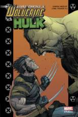 Couverture de l'album MARVEL DELUXE: ULTIMATE WOLVERINE VS HULK Ultimate Wolverine VS Hulk