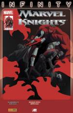 Couverture de l'album MARVEL KNIGHTS (V2) Tome #15 Thunderbolts vs Paguro