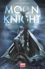 Couverture de l'album MOON KNIGHT (VF) Tome #1 Revenu d'entre les morts
