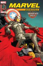 Couverture de l'album MARVEL UNIVERSE (V3) Tome #7 What if ? Age of Ultron