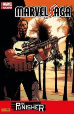 Couverture de l'album V2 MARVEL SAGA Tome #4 The Punisher : Memento Mori
