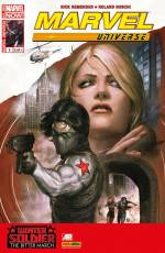 Couverture de l'album MARVEL UNIVERSE (V3) Tome #8 Winter Soldier : Les saints de glace