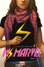Couverture de l'album MS. MARVEL (VF) Tome #1 Volume 1