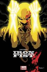 Couverture de l'album IRON FIST (ALL-NEW MARVEL NOW!) Tome #1 Tome 1