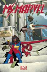 Couverture de l'album MS. MARVEL (VF) Tome #2 Volume 2