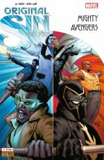 Couverture de l'album ORIGINAL SIN HORS SERIE Tome #2 Mighty Avengers