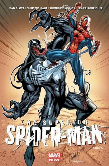 Couverture de l'album V.F. THE SUPERIOR SPIDER-MAN Tome #5 Tome 5