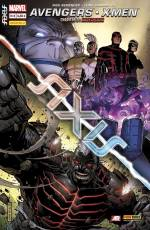 Couverture de l'album AVENGERS & X-MEN : AXIS Tome #2 Chapitre 2 : Inversion