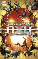 Couverture de l'album AVENGERS & X-MEN : AXIS Tome #4 Axis 4/4