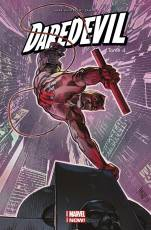 Couverture de l'album DAREDEVIL (VF) Tome #4 Rétrospection