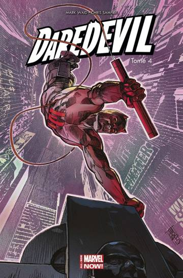Couverture de l'album VF DAREDEVIL Tome #4 Rétrospection