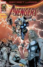 Couverture de l'album SECRET WARS : AVENGERS Tome #1 Les Experts
