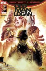 Couverture de l'album SECRET WARS : OLD MAN LOGAN Tome #1 Par-delà le mur