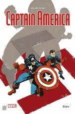 Couverture de l'album CAPTAIN AMERICA (VF) Blanc