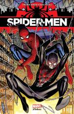 Couverture de l'album SPIDER-MEN Marvel Deluxe : Spider-Men