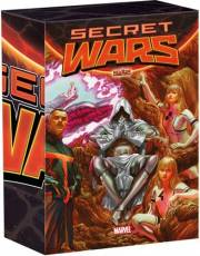 Couverture de l'album SECRET WARS : COFFRET  Tome #2/5 Coffret 2