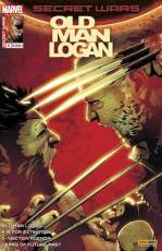 Couverture de l'album SECRET WARS : OLD MAN LOGAN Tome #2 Terrain d'entente