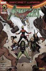 Couverture de l'album SECRET WARS : AVENGERS Tome #3 Trahison