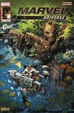 Couverture de l'album MARVEL UNIVERSE (V3) Tome #2 Groot