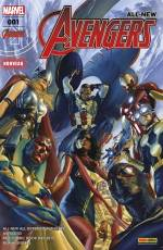 Couverture de l'album ALL-NEW AVENGERS Tome #1 Rassemblement !