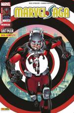 Couverture de l'album V3 MARVEL SAGA Tome #1 Ant-Man : Retour aux affaires