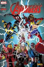 Couverture de l'album ALL-NEW AVENGERS Tome #2 Union Imparfaite