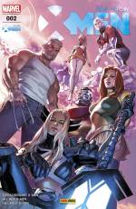 Couverture de l'album ALL-NEW X-MEN Tome #2 La survie du plus fort