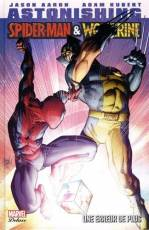 Couverture de l'album ASTONISHING SPIDER-MAN & WOLVERINE Une erreur de plus